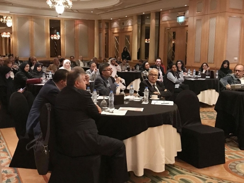 2018 January Meeting
